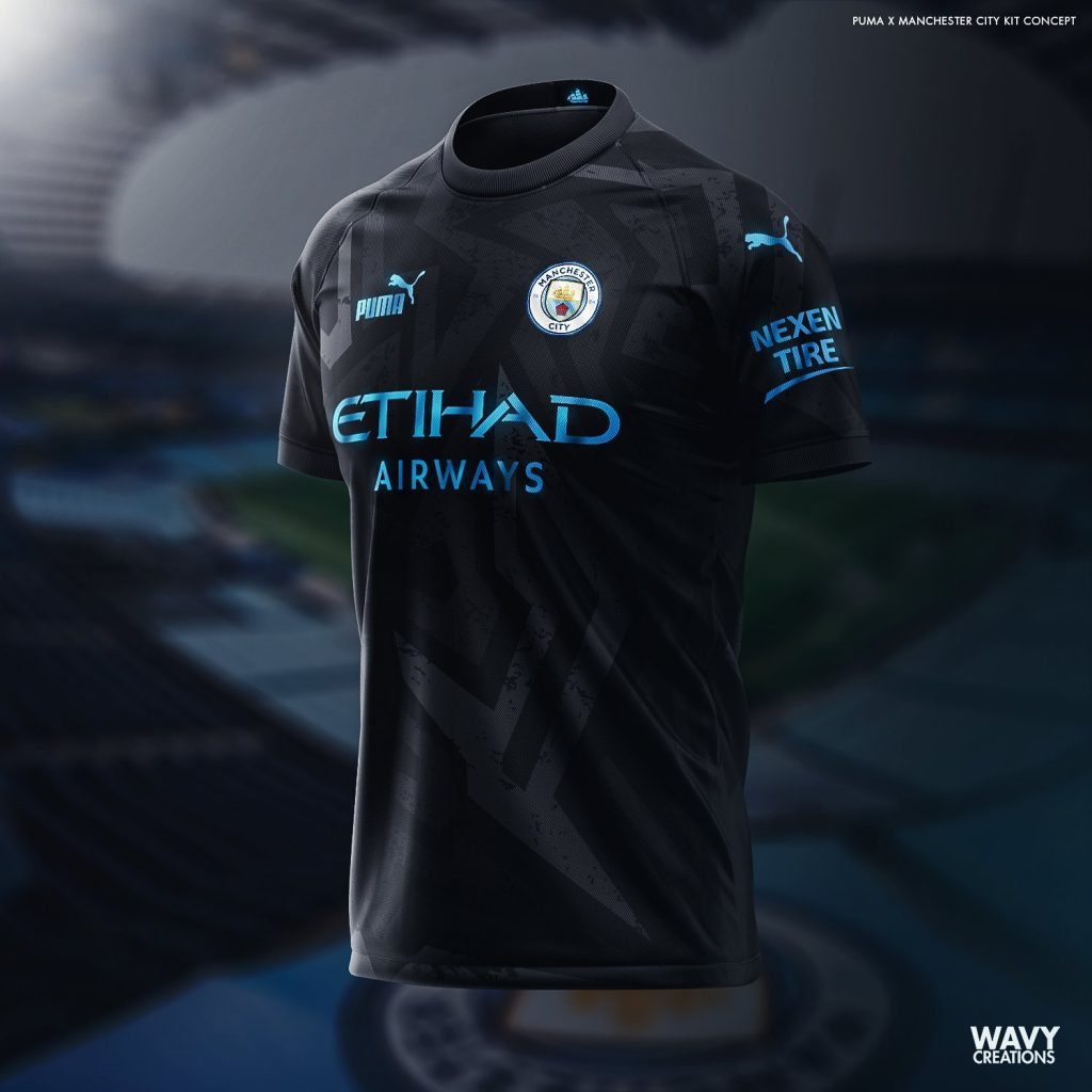 Manchester City New Kits Leaked For Next Season 2021 2022 Home Away And Third Kits Blogpay